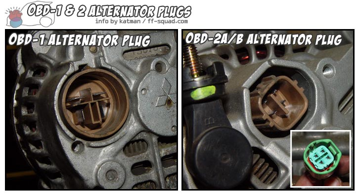 alternator.plugs Hitachi Alternator Wiring Plug Pinout on