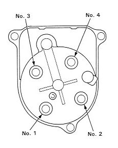 Honda Accord Distributor Cap Location