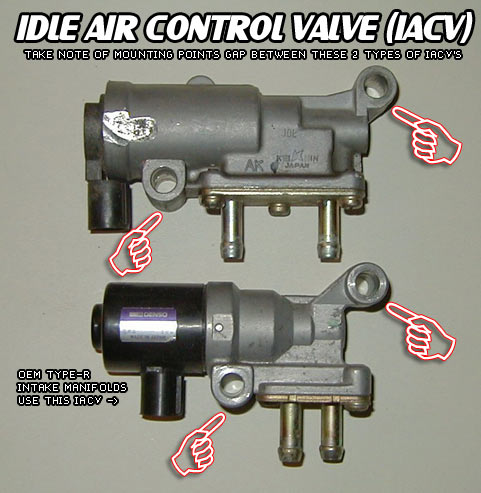 B18 idle air control valve compatible with b16a - Honda-Tech - Honda